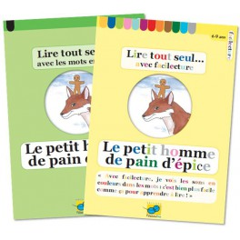 Le petit homme de pain d'épice (Le duo facilecture & version ordinaire)